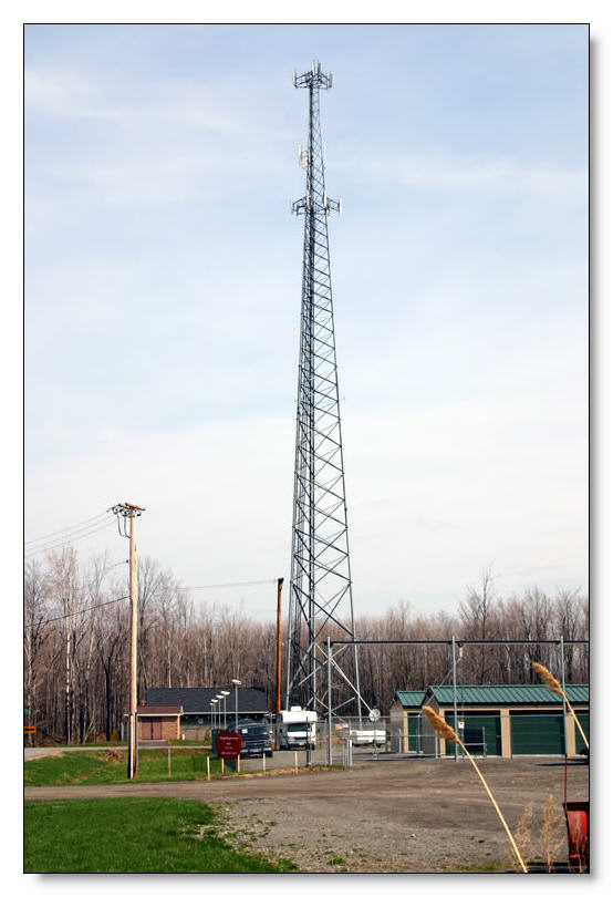 Cell Towers and Tower Construction | Fred A  Nudd Corporation
